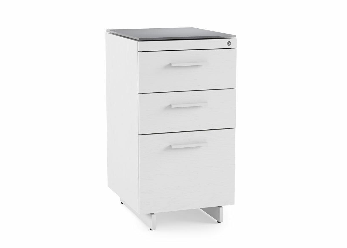 Centro 3-Drawer File Cabinet | AllModern