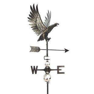 Pinehurst Eagle In Flight Weathervane Image