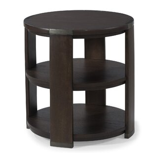Destrey End Table by World Menagerie