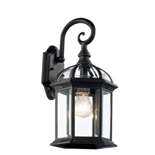 Weishaar LED Outdoor Wall Lantern By Charlton Home Outdoor Lighting