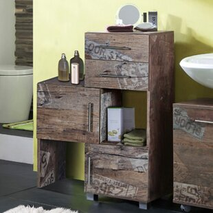 Xandra 68 X 101cm Free Standing Cabinet By Wrought Studio