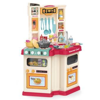 Little Tikes Cook N Store Kitchen Set Reviews Wayfair