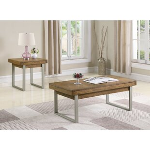 Ann 2 Piece Coffee Table Set