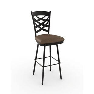 Nest 27.63 Swivel Bar Stool Amisco