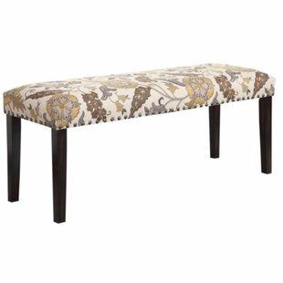 Kerwin Upholstered Bench by Alcott Hill