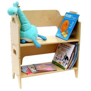 Two Tier 32 Bookcase ByA+ Child Supply