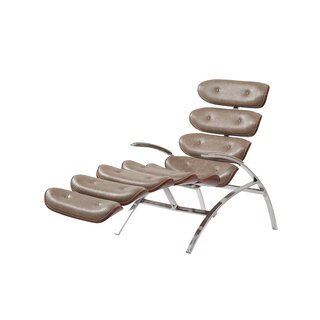 Amansara Chaise Lounge by Orren Ellis SKU:CD949786 Purchase