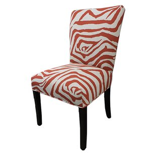 Marzano Cotton Parson Chair (Set of 2) by..