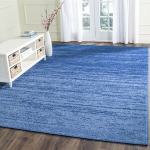 Rebel Blue Area Rug