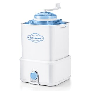 2-Qt. Ice Cream Maker