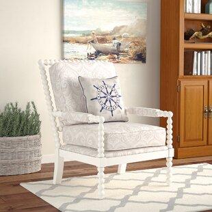 Bay Isle Home Shellplant Slipper Chair
