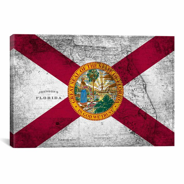Florida Flag Wall Art Wayfair
