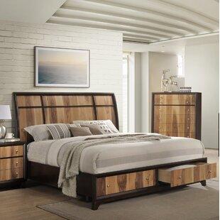 Brayden Studio Drumack Storage Platform Bed