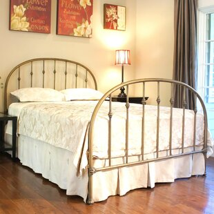 Ridgefield Panel Bed By Benicia Foundry and Iron Works