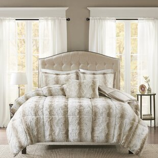 Willa Arlo Interiors Atkins 4 Piece Comforter Set
