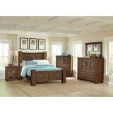 Degroot Standard 5 Piece Configurable Bedroom Set by Loon Peak