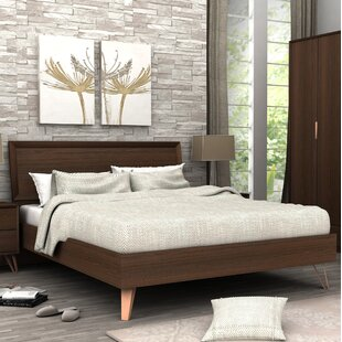 Lininger Queen Panel Bed by Union Rustic