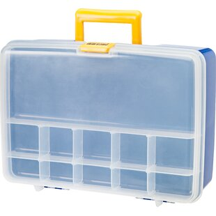 Read Reviews Parts Gear Organizer Case By IRIS USA, Inc.