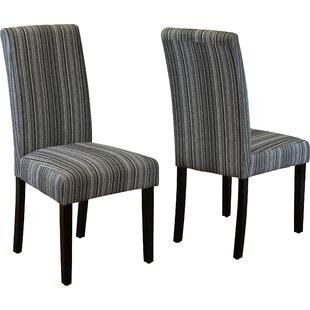 Beachcrest Home Vaughn Parsons Chair (Set..
