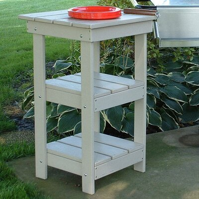 Alviso Plastic/Resin Buffet & Console Table by Highland Dunes Design
