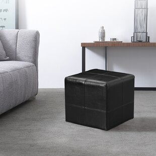 Veasey Square Storage Ottoman by Winston Porter