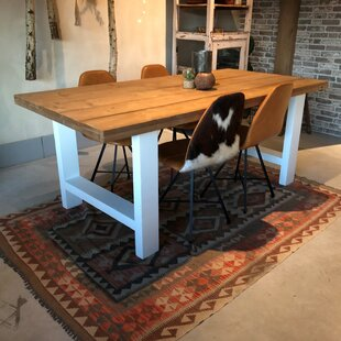 Cecelia Dining Table By Ebern Designs