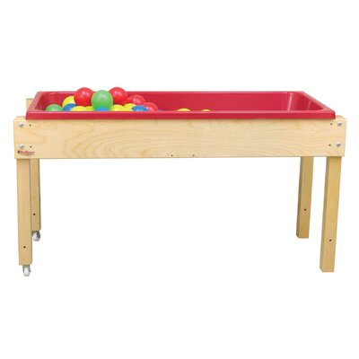 Wood Designs Sand and Water Table