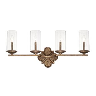 Great Price Ashburn 4-Light Vanity Light By Laurel Foundry Modern Farmhouse