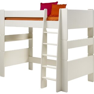 Marlowe Rivers European Single High Sleeper Bed By Harriet Bee