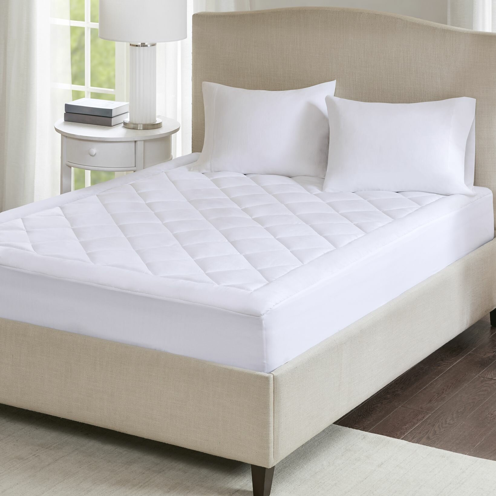 """100/% Memory Foam Mattress TopperSmall Single3/"""" ThickNext Day Delivery!"""