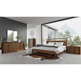 Wicklund King Platform 4 Piece Configurable Bedroom Set by Foundry Select