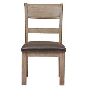 Fort Oglethorpe Rustic Side Chair by Laur..