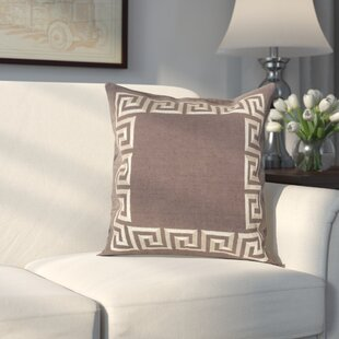 Amersham Linen Throw Pillow Cover