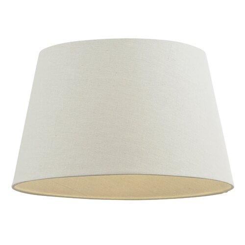 30 7 cm Lampenschirm Orpington aus Stoff | Lampen > Lampenschirme und Füsse | Elfenbein | Brambly Cottage