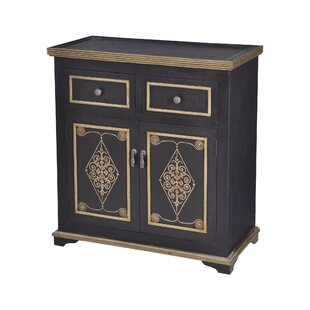 World Menagerie Andersonburg 2 Door, 2 Drawer Chest