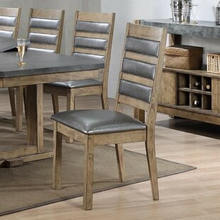 Whittington Well Designed Upholstered Dining Chair (Set of 2)