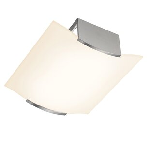 Sonneman Wave 4-Light Flush Mount