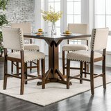 Ratley Counter Height Pub Table by Gracie Oaks
