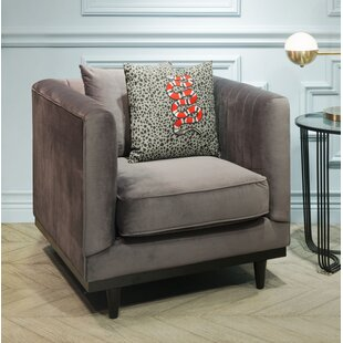 Purchase Cisbrough Armchair by Everly Quinn Reviews (2019) & Buyer's Guide