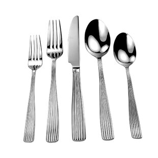 Splendide Melrose 20 Piece Flatware Set, Service for 4