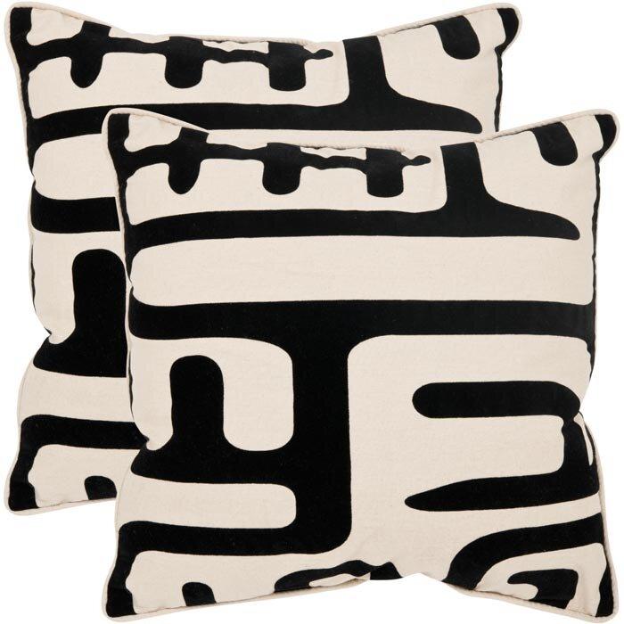 20 Square Linen Throw Pillows You Ll Love In 2021 Wayfair