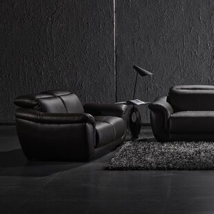 David Divani Designs Leather Sofa