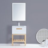 Patchell 24 Single Bathroom Vanity Set by Highland Dunes