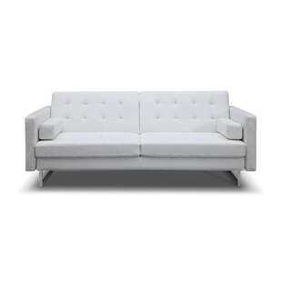 Bargain Giovanni Sleeper Sofa by Whiteline Imports Reviews (2019) & Buyer's Guide