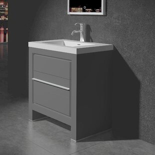 Cinar 28 Single Bathroom Vanity Set By Orren Ellis
