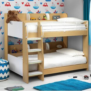 Abby Single Bunk Bed By Harriet Bee