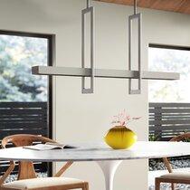Kitchen Island Modern Contemporary Pendant Lighting You Ll Love In 2021 Wayfair