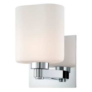 Marlborough 1-Light Bath Sconce by Latitude Run