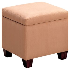 Caseyville Cube Ottoman by Andover Mills