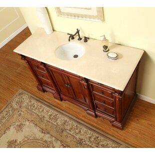 Reviews Turk 62 Single Bathroom Vanity Set By Astoria Grand
